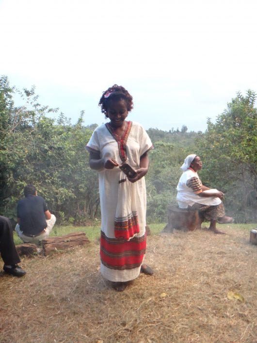 Ethiopia кофе Egu Abaye 3
