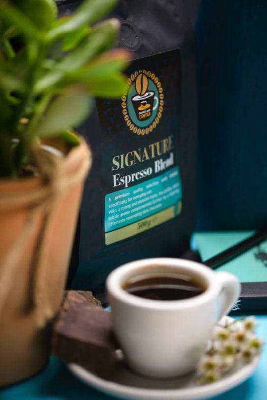 Signature Espresso Blend 4