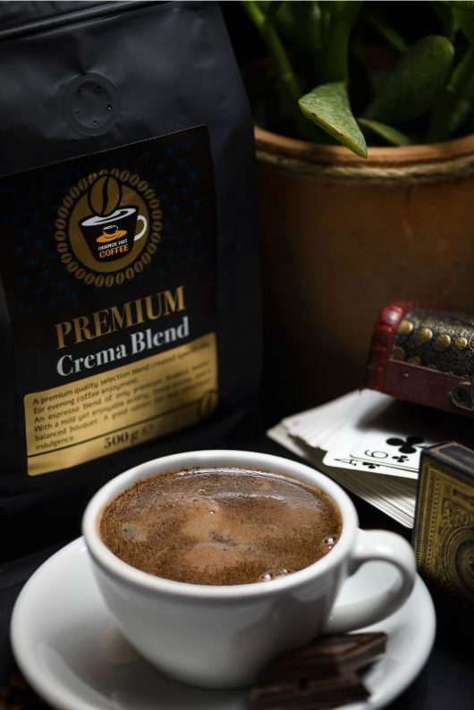 Premium Crema Blend 4