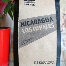 Nicaragua LOS PAPALES кофе