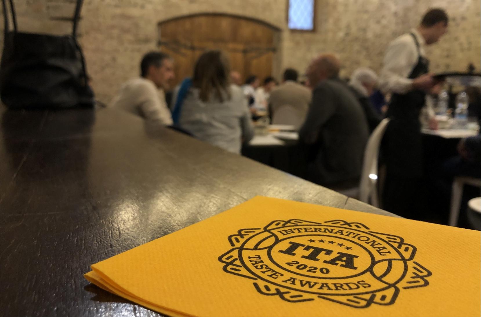 Orange Hat Coffee kafija piedalās I.T.A 2020 International Taste Awards