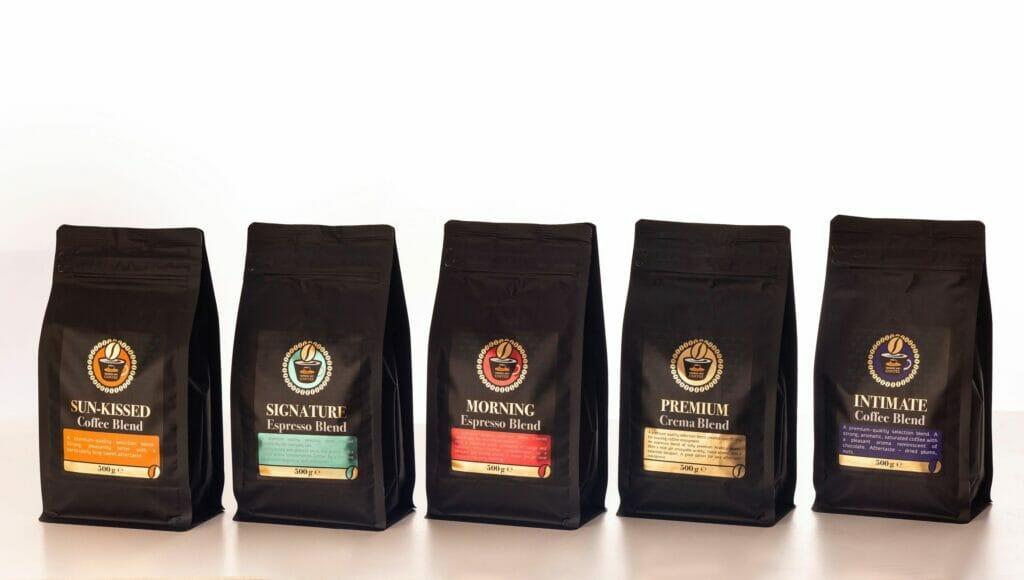 OHC kafijas maisījumi