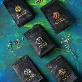 Little coffee blends set