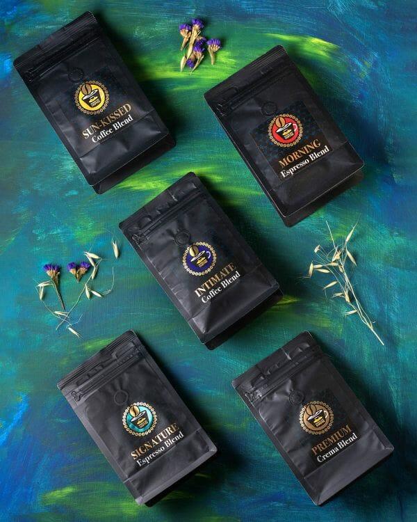 Kafijas maisījumi 1