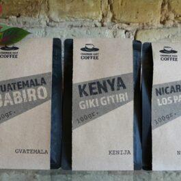 Mazais origin kafiju komplekts